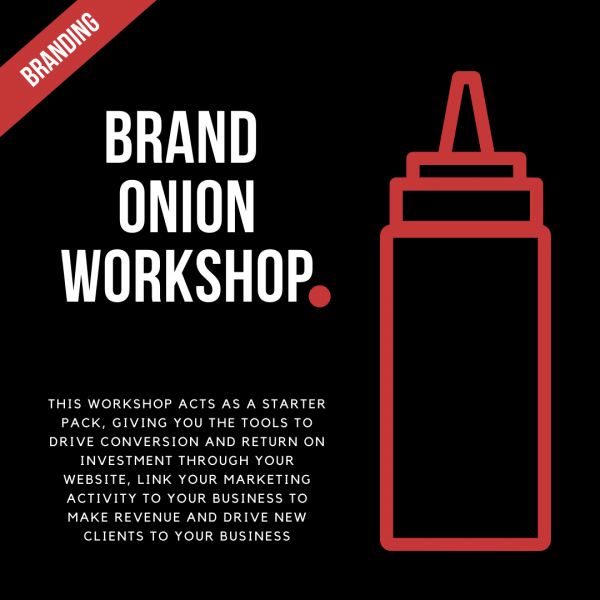 Brand onion workshop redknows
