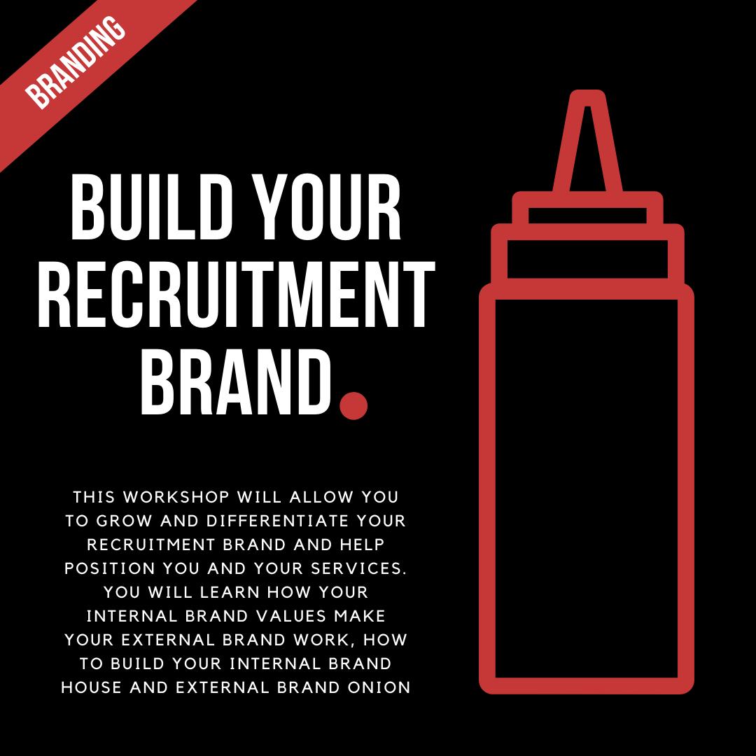 build your recruitment brand